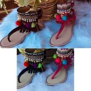 Shoes - Summer Slam Slides